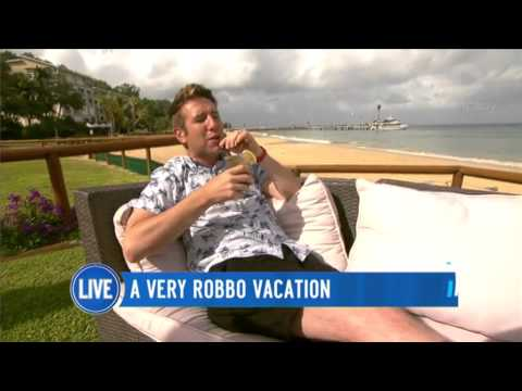 A Vacation At The Tangalooma Island Resort