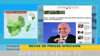 KIOSQUE PANAFRICAIN DU 26 11 2019