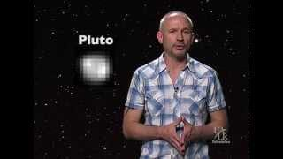 The Night Sky - Pluto and the Planetary Blues