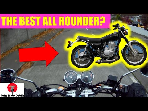 The ULTIMATE all rounder? Honda CB400SS (Review)