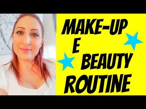 MAKE-UP E BEAUTY ROUTINE || prodotti che uso tutti i giorni