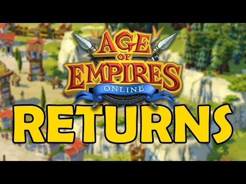 Age Of Empires Online: Great Gameplay Example
