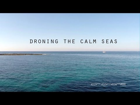 Droning The Calm Seas