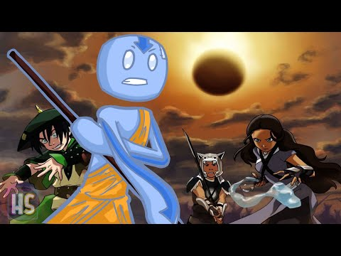 A Childs Journey to Spiritual Mastery (Hidden Spirituality of Airbender)