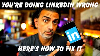 How to network using Linkedin CORRECTLY!!!