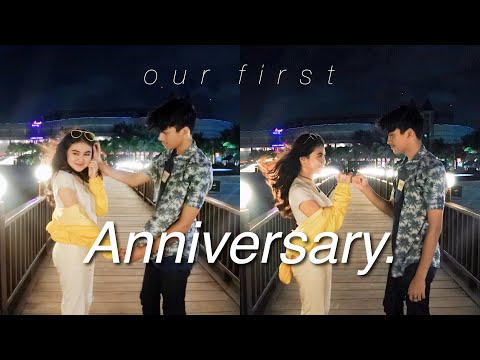 Our 1st Anniversary