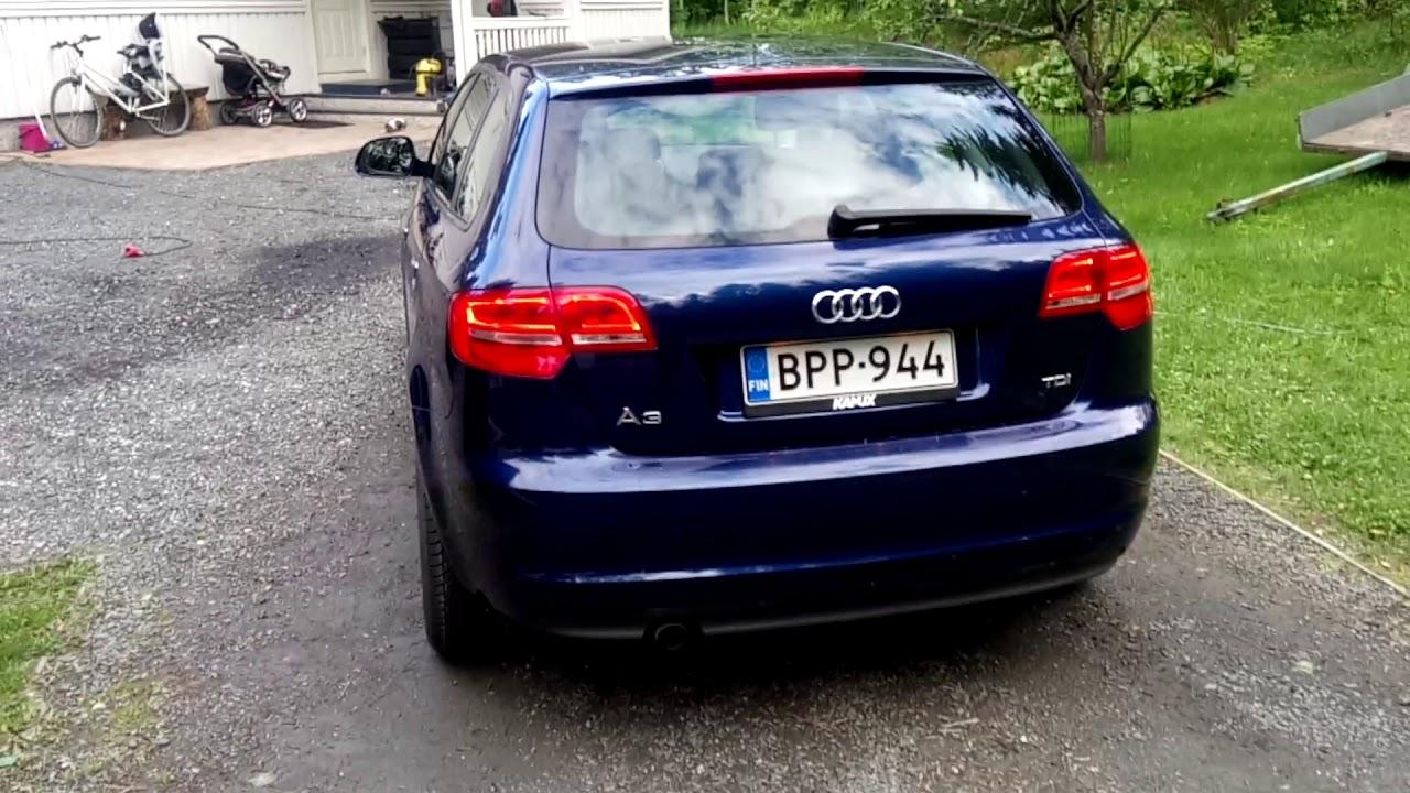 Myydään Audi A3
