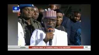 News Across Nigeria: Governor Wada Wins Kogi PDP Primaries -- 15/09/15
