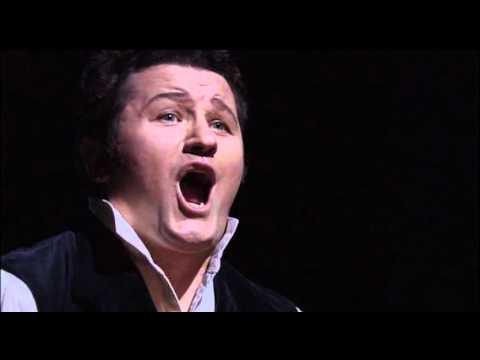 """Piotr Beczala - Lucia di Lammermoor, Edgardo """"Tombe degli... Fra poco a me ricovero"""""""