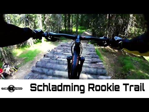 Shredder Series #2 - Bikepark Planai Rookie Trail Strava KOM