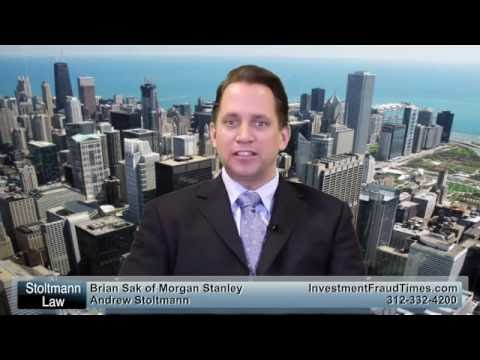 Brian Sak of Morgan Stanley & Pebbleford Holdings LLC Investors