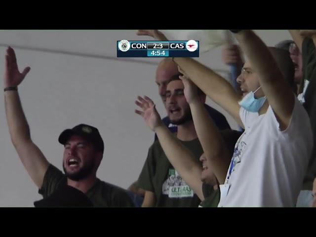 Supercoppa Day 2021: Conversano - Cassano Magnago 25-17