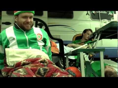Johnny B - Green Army(Official Ireland Euro 2012 Song)