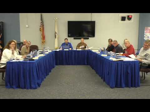 Freeburg Community High School District #77 Board of Education Meeting - January 16, 2020