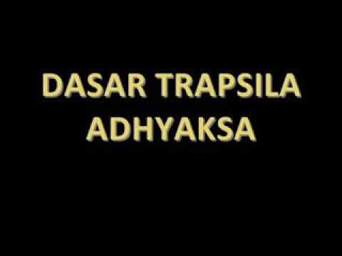 Mars Adhyaksa (lirik)