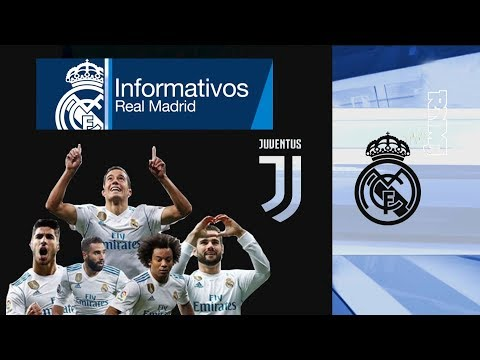 Real Madrid TV Noticias (02/04/2018) Previa Juve - Real Madrid Champions League