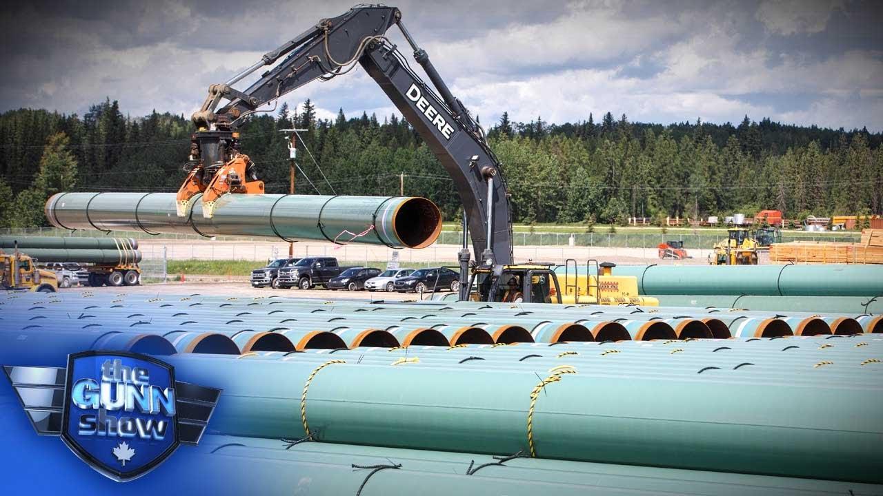 Robbie Picard: Transmountain pipeline is in Canada's national interest | Sheila Gunn Reid