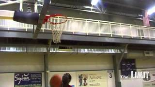 The Limit Nation Basketball Training - George Mikan Drill