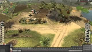 В тылу врага 2: Штурм / 6 vs 6 / Германия vs СССР.Гайдт по тактике.