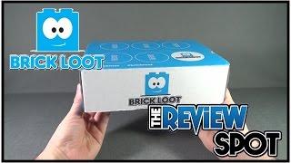 Subscription Spot - Brickloot December 2016 Subscription Box UNBOXING!