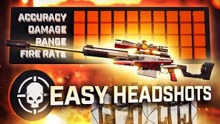 this is the best sniper class loadout... (easy headshots)