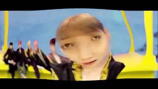 Gambar cover BTS 'IDOL' MV (GREASY VERS.)