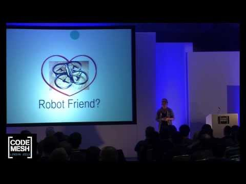 Carin Meier -  The Joy of Flying Robots with Clojure