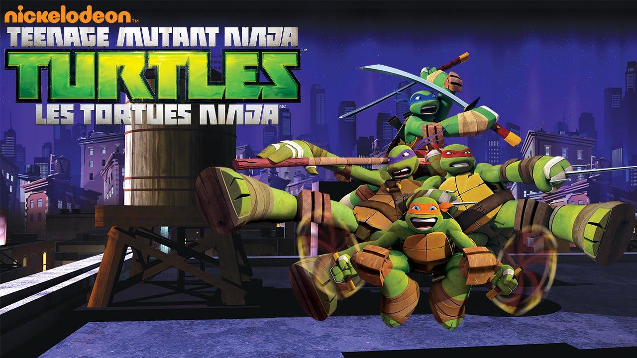 Les Tortues Ninja [Français]