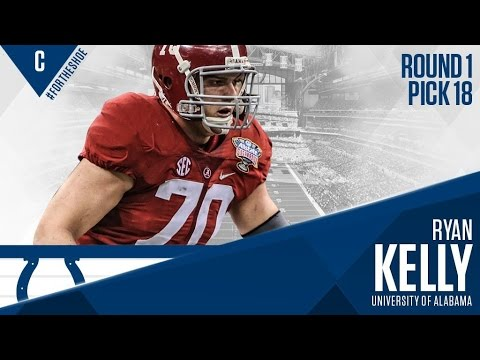 Ryan Kelly Welcome to the Colts 2016