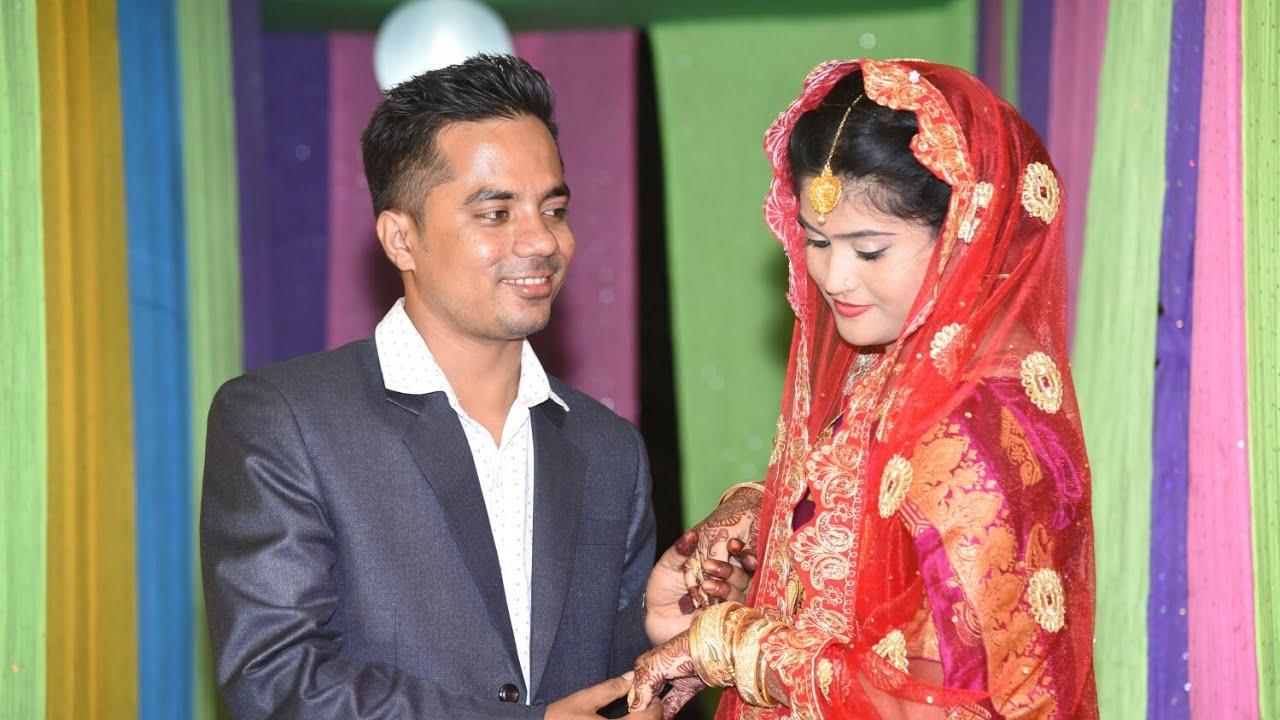 Amese Muslim Marriage Ceremony Hafizur Rahman Weds Aalisha Nasreen Part 2