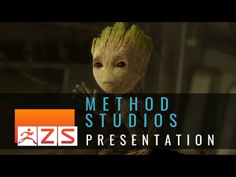 Creating Creatures for Spots & Features with Method Studios - ZBrush