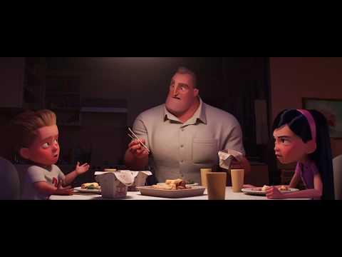 Gli Incredibili 2   Trailer italiano ufficiale   Disney•Pixar   HD