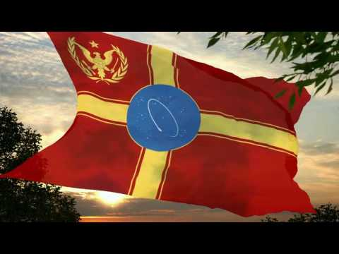 Flag and anthem of Human empire mp3