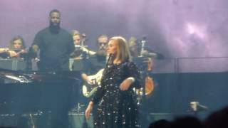 "Adele - ""Skyfall"" - The Palace of Auburn Hills - 9/6/2016"