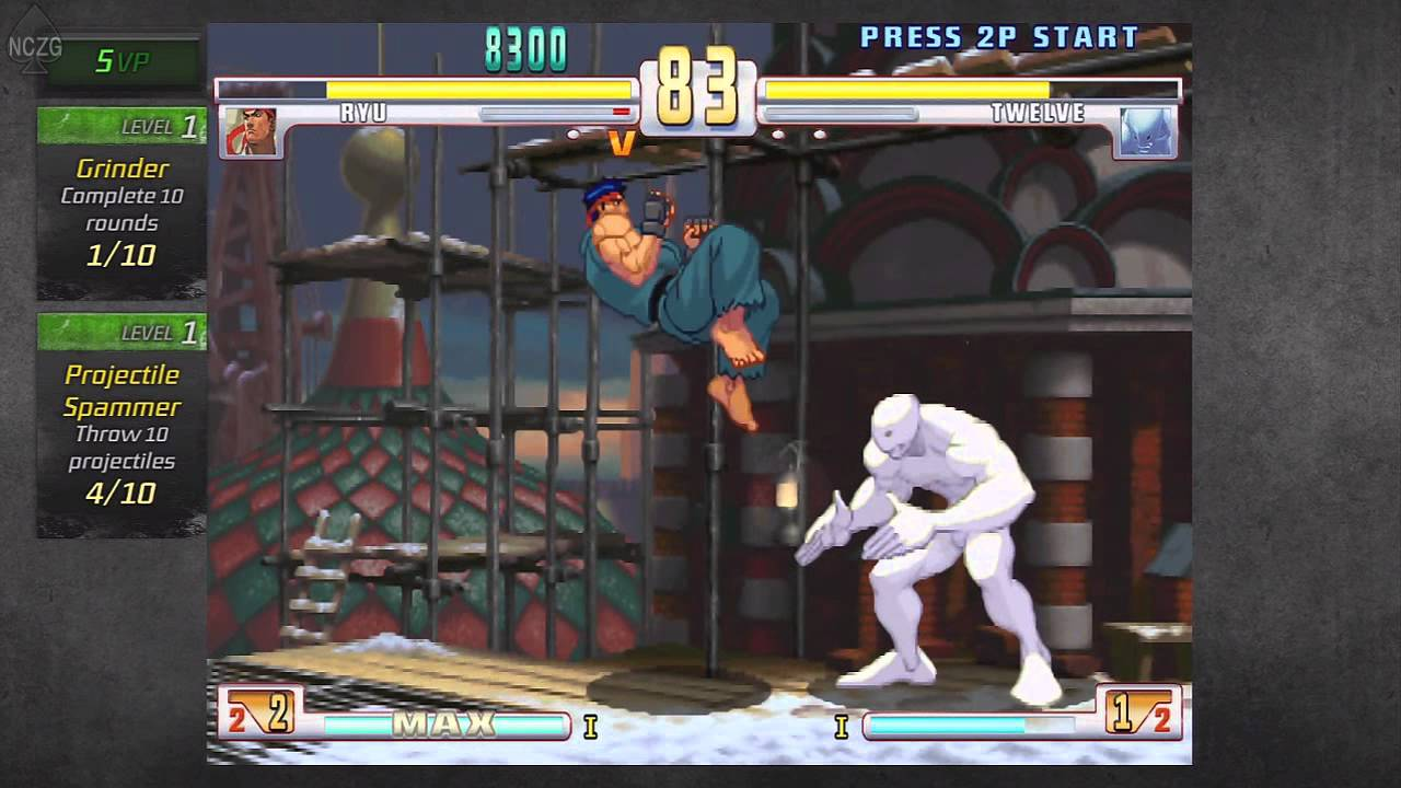 E3 2011: street fighter iii: third strike online edition hands-on.