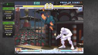 Street Fighter 3: Third Strike - Online Edition Demo (PS3)
