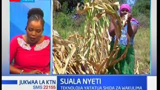 Suala Nyeti: Teknolojia na kilimo Nakuru