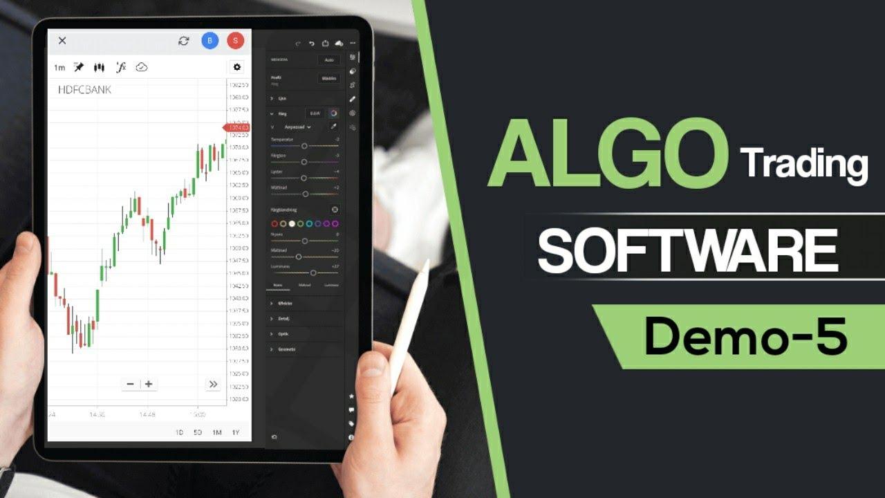 software algoritmo trading commercio steem per bitcoin