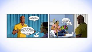 Big Bo de Efectivo de la Universidad - por Qué y Cómo Ahorrar Dinero | los Niños de dibujos animados