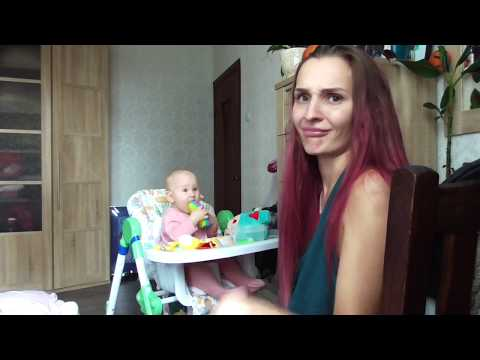 VLOG|Вызвывали скорую малышке|Ребенок стал серым и вены позеленели