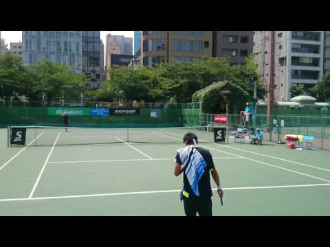 All Japan Junior Tennis Championships 2016 Yosuke Watanuki(I