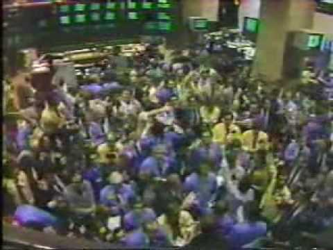 1982 New York Futures Exchange 30 Broad Street