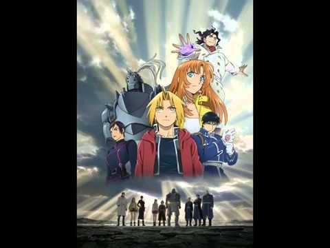 Fullmetal Alchemist - The Sacred Star of Milos Opening Theme