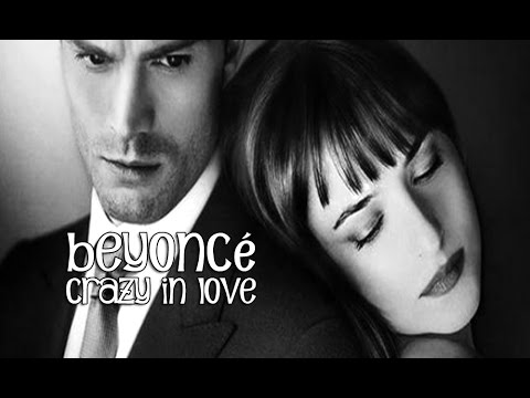 Beyoncé Crazy In Love (tradução)  do filme 50 TONS DE CINZA (Fifty Shades of Grey) (Lyrics Video)