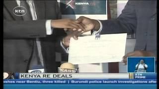 Kenya Re buys 0 55% stake in ATI business