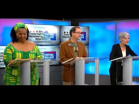 Green Party debates: Making a difference from the mainstream