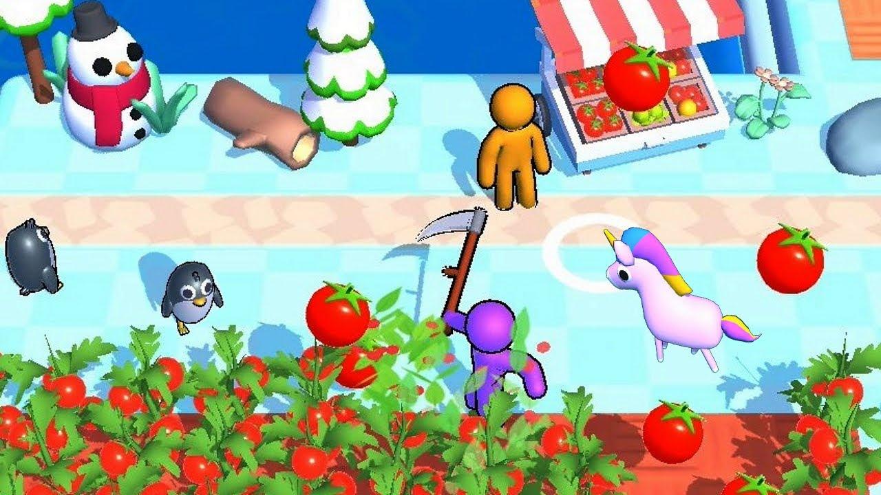 Farm Land: Farming Life Game - Max Level (Android, iOS)
