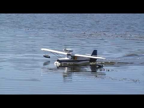 Graham's Kingfisher Maiden Flight