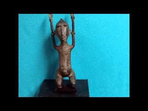 Lavan Galleries African Masterpieces  Dogon Bronze Figures