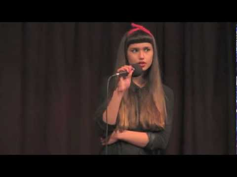 Why Cat Calling is the Root of Misogyny: Gabriella Ramirez at TEDxYouth@DavinciSchools